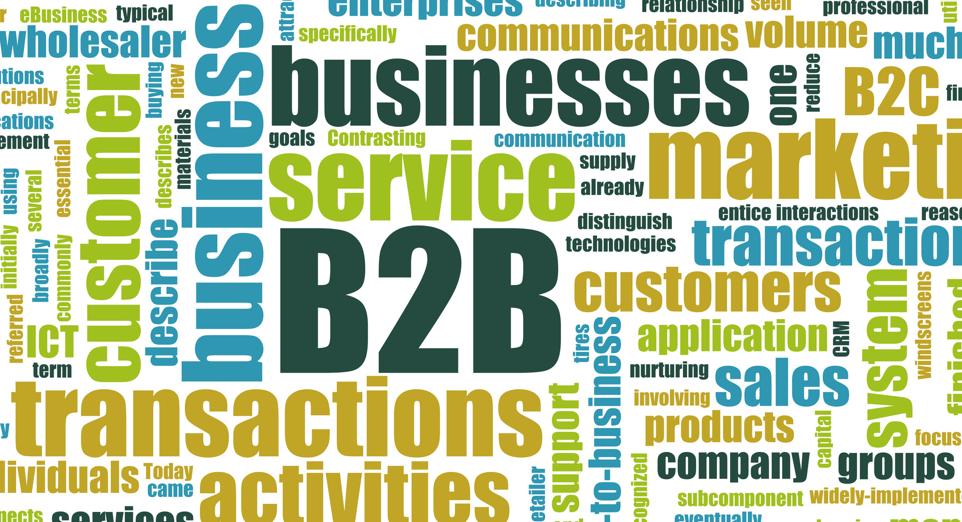 15 Ways Your B2B Marketing Is Different Than B2C
