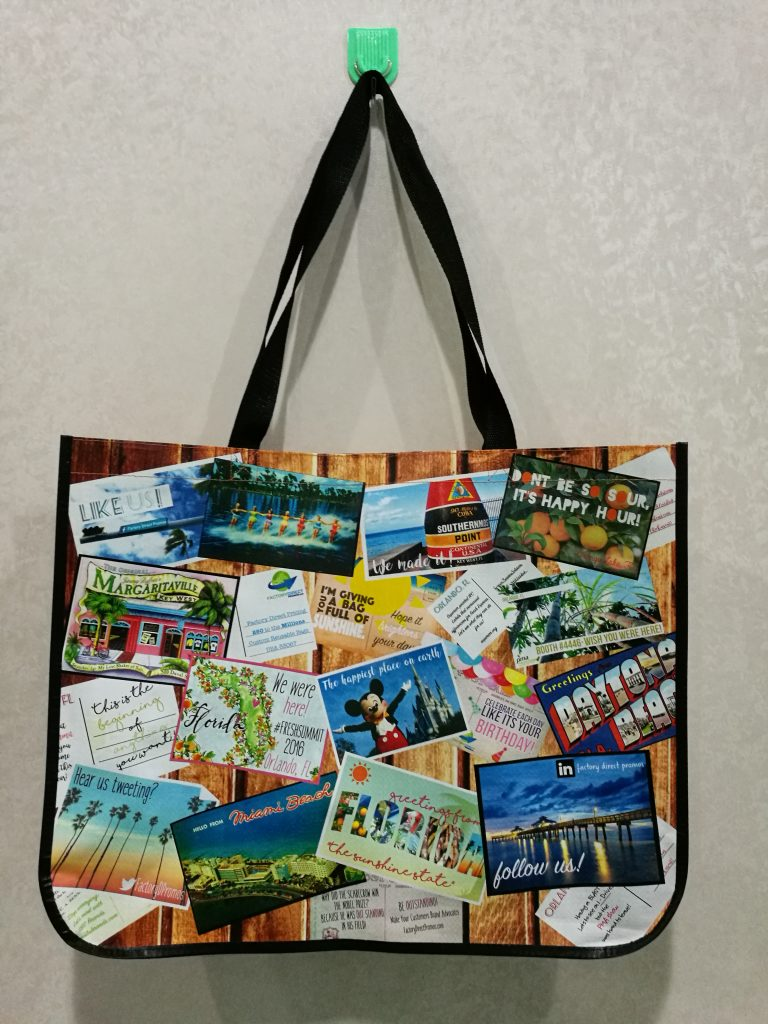 Create a Custom Trade Show Bag at Factory Direct Pricing!