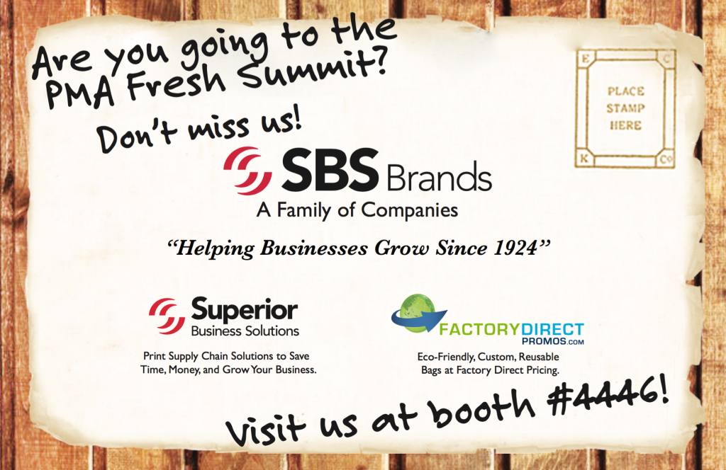 Come Meet Our Family of Companies at PMA Fresh Summit!