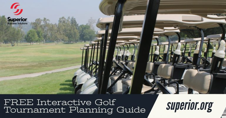 Need Help Planning a Golf Tournament? Get Your FREE Guide