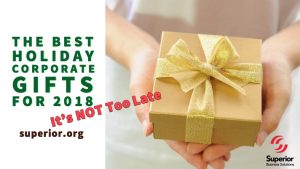 It's Not Too Late! Get Help with Holiday Corporate Gifting